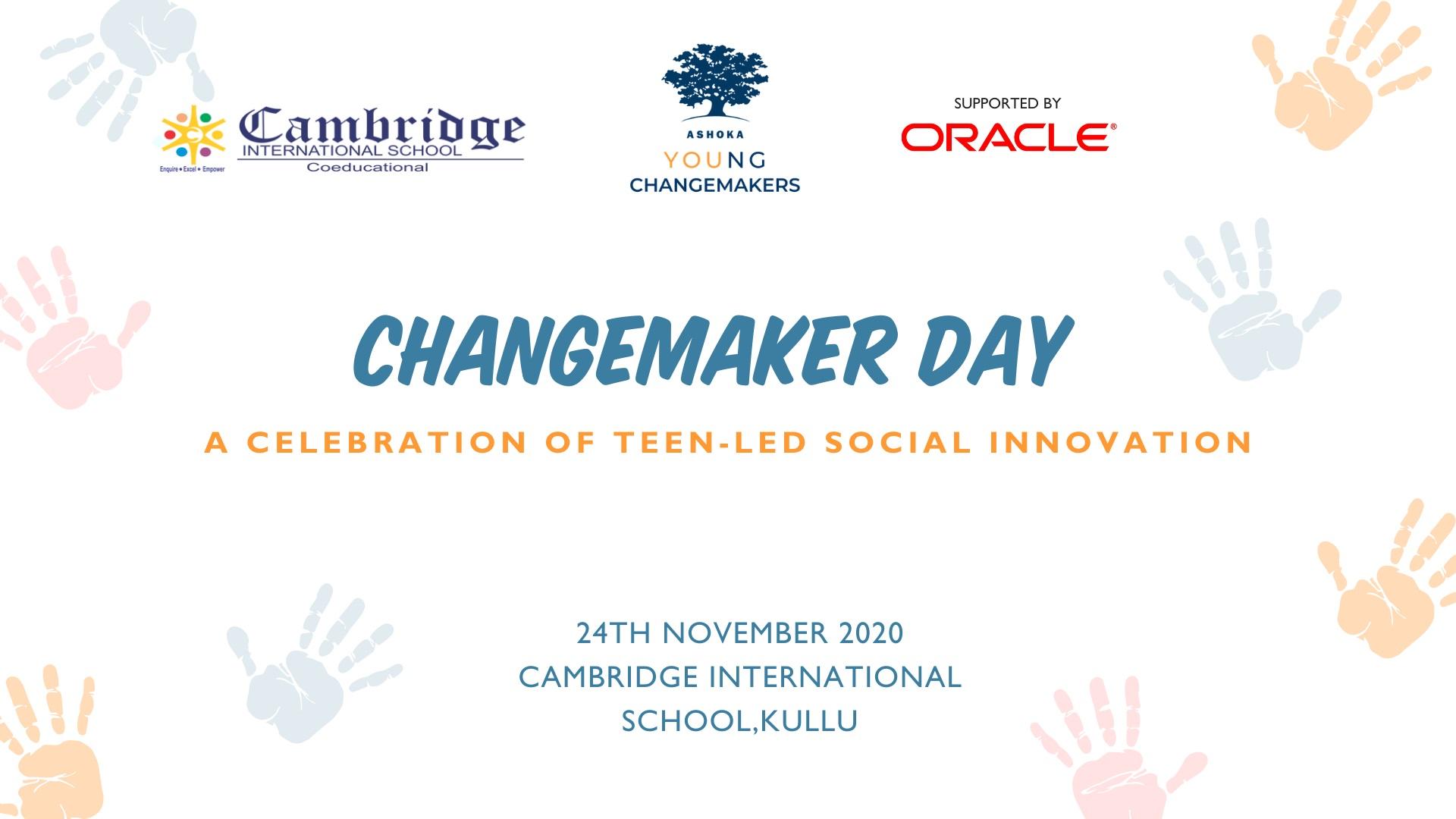 changemaker day